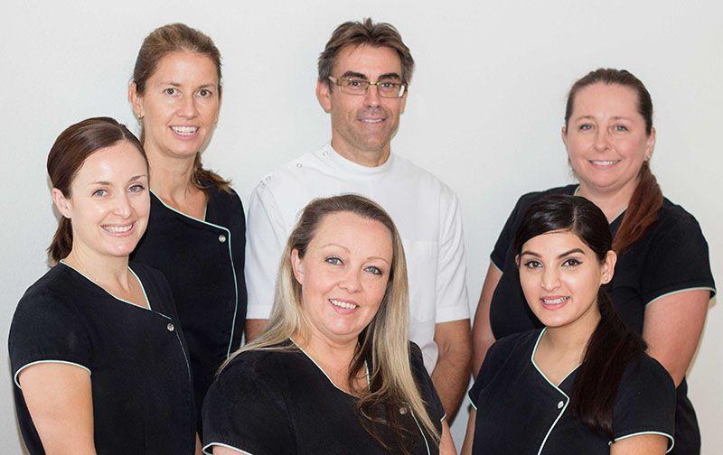 Alex Bratic Dental Care | Dentist Beenleigh | Alex and Staffs