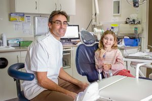 Alex Bratic Dental Care | Dentist Beenleigh | Dr Alex with patient