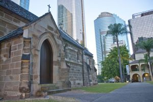Church in Brisbane Australia