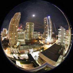 City In A Bubble Brisbane Australia
