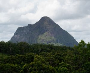 Mount Coonowrin in Australia Dentist Brisbane