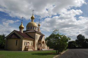 Orthodox church Brisbane Australia