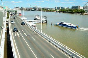 Riverside Expressway Brisbane Australia