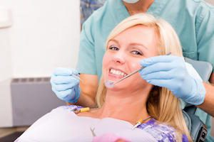 The Value of a Dental Check up More than just looking for decay