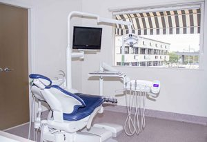 Alex Bratic Dental Care | Dentist Beenleigh | New Dental Chair